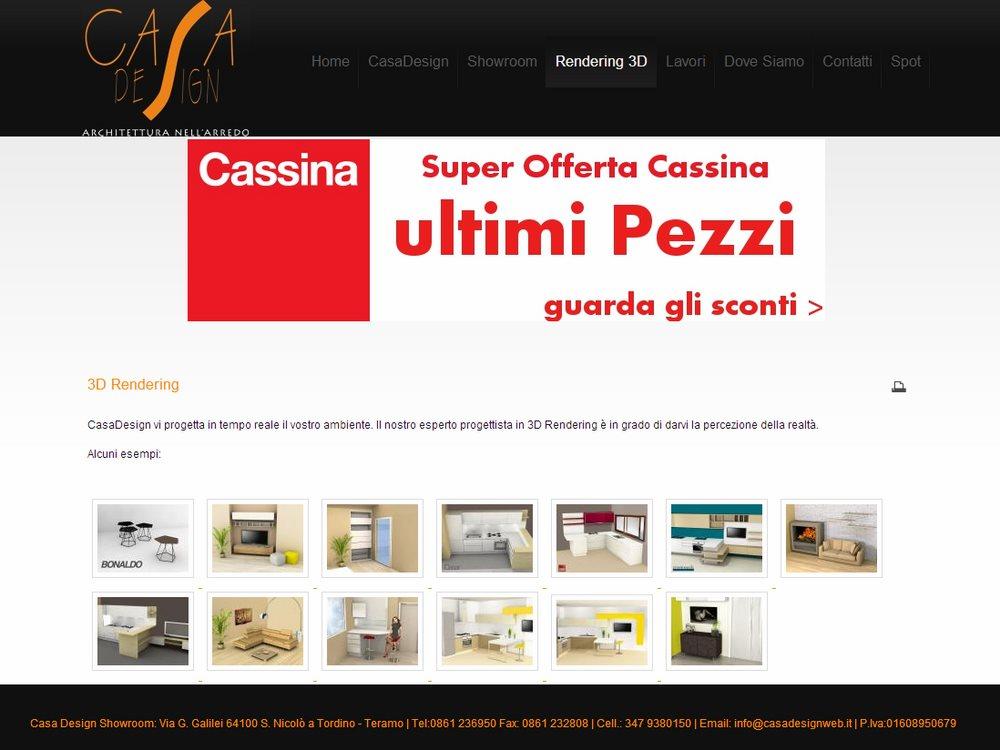 Vendita e arredo di design for Layout di casa di design online gratuito