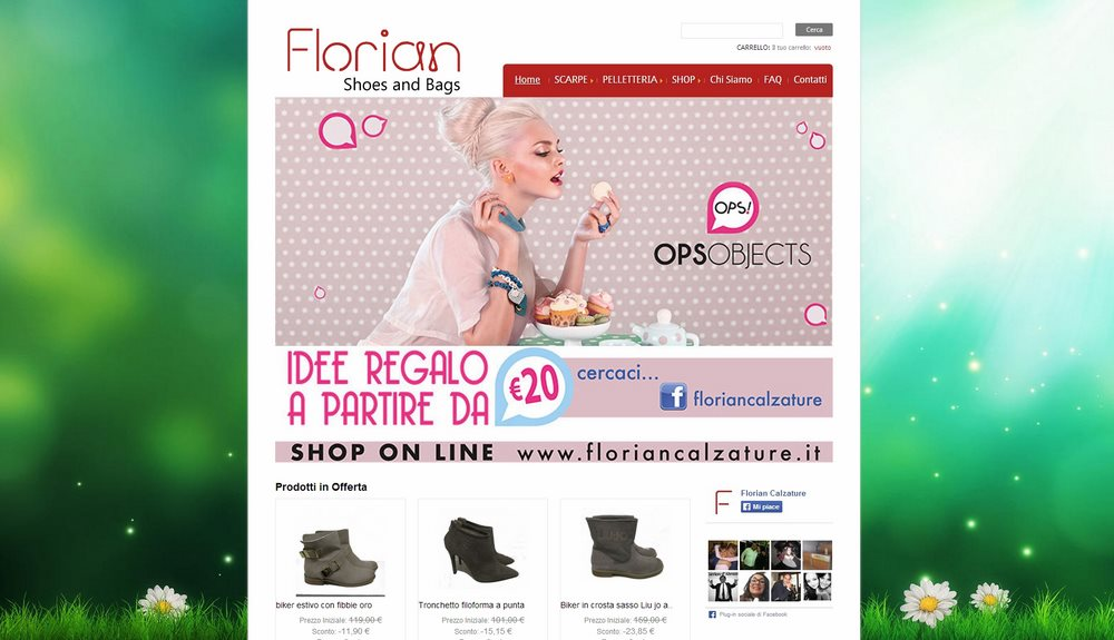 Calzature Donna Calzature Donna · sito ecommerce florian ... 4901bcab291