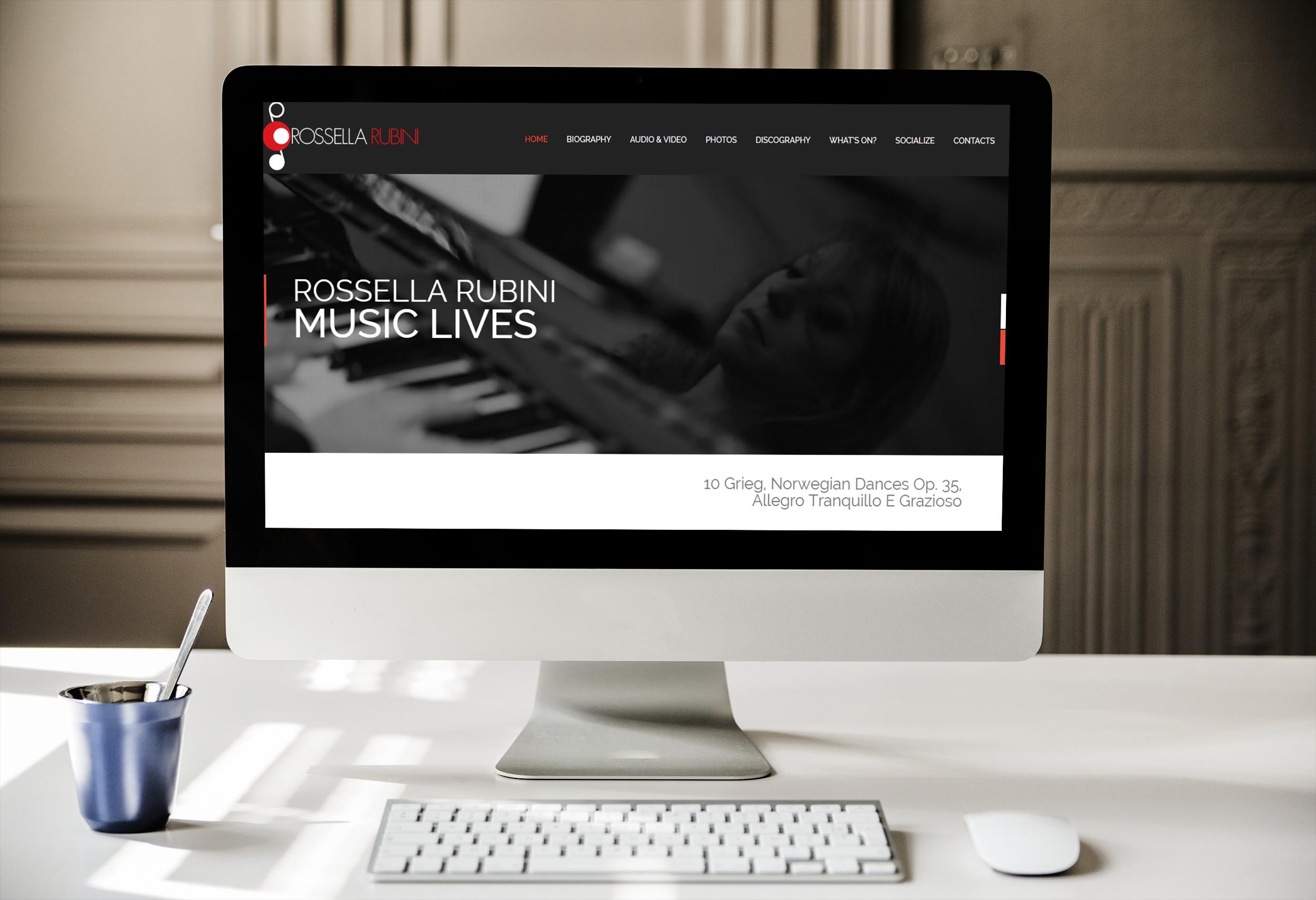 Piano player for Sito web design piano piano